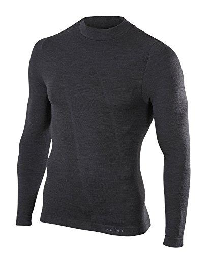 FALKE Herren, Langarmshirt Wool Tech. WT Long Sleeve Trend Merinowollmischung, 1 er Pack