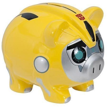 Transformers Bumblebee Licensed Bank