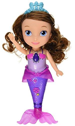 Disney Princess As Mermaids (Disney Sofia The First Mermaid Magic Princess Sofia Doll)