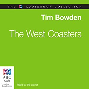 The West Coasters Audiobook