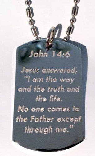 John 14:6 Bible Biblical Verse