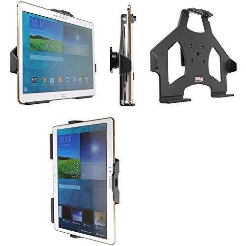 with tilt Swivel for Samsung Galaxy Tab S 10.5 SM-T800//-T805 1 Pack Brodit 511653 Passive Holder