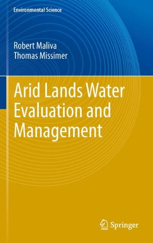 Arid Lands Water Evaluation and Management (Environmental Science and Engineering)