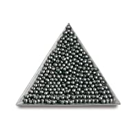 """Tumbling Media Stainless Steel Balls 1/8"""" Package Of 10 Lbs"""