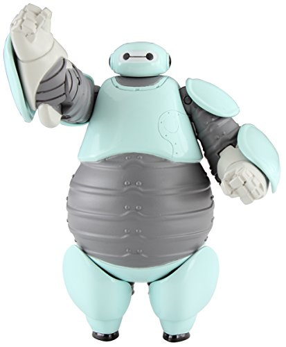 Big Hero 6 4-Inch Baymax 1.0 Action Figure (1 6 Action Figures)