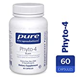 Pure Encapsulations – Phyto-4 – Hypoallergenic Supplement Supports Immune, Cellular and Tissue Health* – 60 Capsules