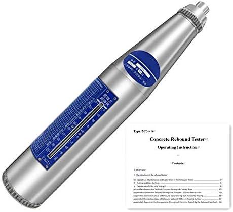 NEW  ZC3-A Concrete Rebound Hammer Tester Concrete Rebound Test Schmidt Hammer