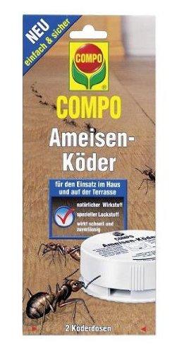 Compo 1646402 Ameisen-Köder Doppelpack