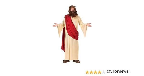 Jesus Adult Costume/Fancy Dress (disfraz): Amazon.es: Juguetes y ...