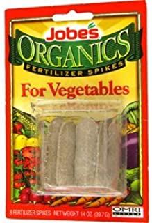 product image for Organics Fertilizer Spikes for Bountiful Vegetables