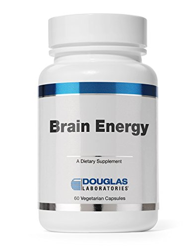 Brain Nutrients (Douglas Laboratories - Brain Energy - Essential Nutrients Formulated to Nutritionally Support Increased Brain Energy - 60 Capsules)