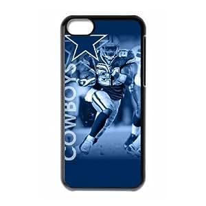 Dallas Cowboys iPhone 5c Cell Phone Case Black persent zhm004_8517609