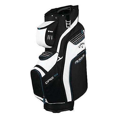 Callaway Golf Carrito de Golf Rogue Org 14 - Bolsa de, Negro ...
