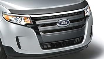 Amazon Com Oem Factory Stock Genuine   Ford Edge Black Custom Bar Bars Grille Grill Inserts Automotive