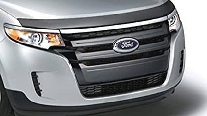 Oem Factory Stock Genuine   Ford Edge Black Custom Bar Bars Grille Grill