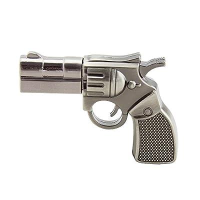 8GB 8G Cartoon Gun Shape USB Flash Drive USB Flash Disk Pen Drive Memory Stick Pendrive from Usbkingdom
