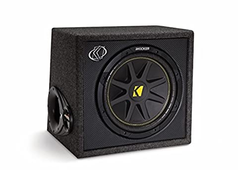 Kicker 10vc124 Vc12 Single Comp 12 Sub Vent Box (Subs In Box)