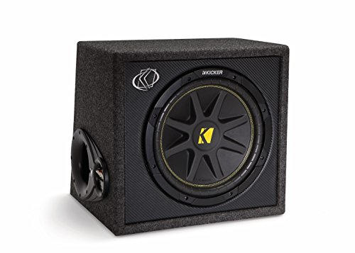 - Kicker 10vc124 Vc12 Single Comp 12 Sub Vent Box