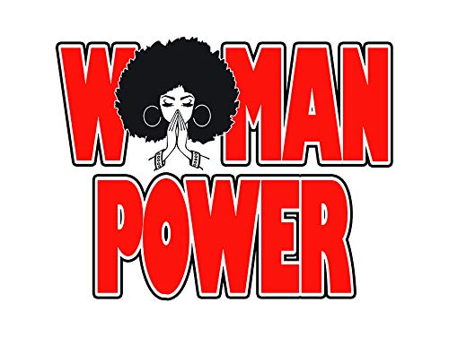 Yetta Quiller Afro Woman Power Queen Diva Vibes Afro Beautiful African American Female Lady Vector Clipart Digital Circuit Vinyl Wall Decor Cutting