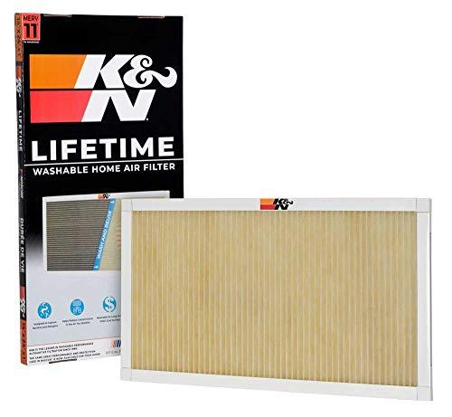 Home Reusable Furnace Filter 14x24x1