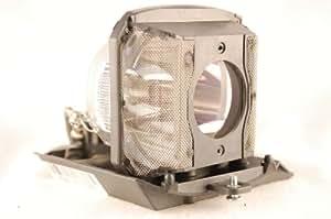Rangeolamps–Lámpara de proyector con carcasa para Mitsubishi LVP-XD70VLT-XD70LP