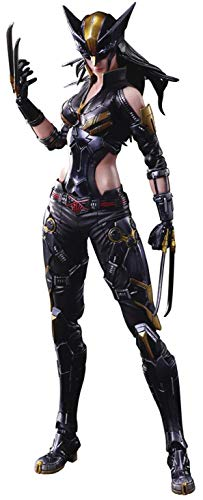 Square Enix Marvel Universe Variant Play Arts Kai X-23 Action Figure -