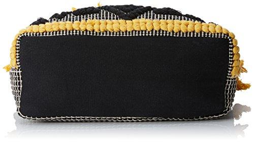 femme x Black Sac porter pour x Gioseppo 3x44x13 2 W Noir à cm L l'épaule 45235 H à qaOfnt