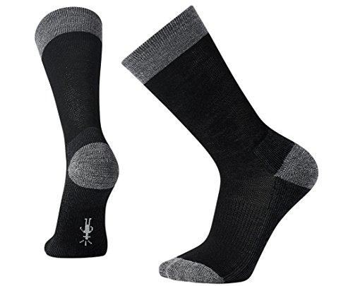 Smartwool Mens Hiker (Men's Hiker Street Socks (Black) Medium)