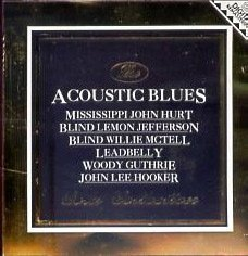 The Acoustic Blues: Gold Collection (Jefferson Outlet Mall)