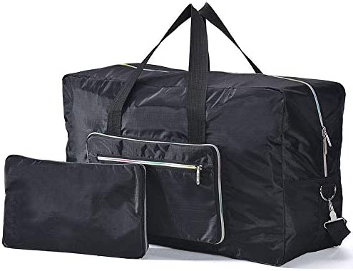Women Rolling Messenger Bag With 4 Spinner Wheels And Electronic Compartment