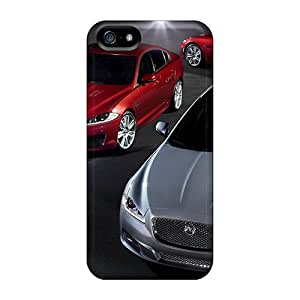 5/5s Scratch-proof Protection Case Cover For Iphone/ Hot Jaguar Xf Xr Xfr Phone Case