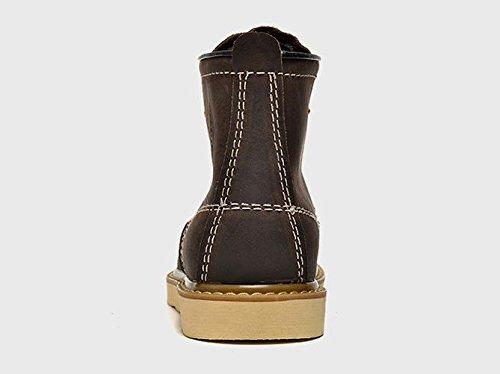 42 Lace Cotton Shoe Moda Winter Classic uomo Boots Lining Desert xHqPTUz
