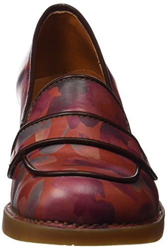 Multicolour Art Mocassins Bristol Petalo Fantasy Women's r6q6YHwtxP