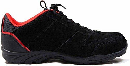 À Casual Chaussures Noir Lacets gris Noir rouge Bojo Spd Polaris ZnA65FxE
