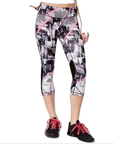 加速度瞑想スーパーイデオロギーPrinted Cropped Leggings XXLサイズFlash Forward Women 's