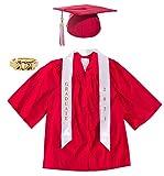 Red Preschool Graduation