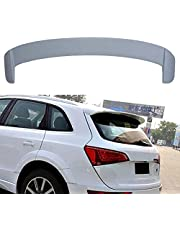PU Car Rear Roof Boot Lid Wing Spoiler for Audi Q5 2009 2010 2011 Tail Rear Trunk Roof Spoiler Wing