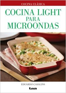 Amazon.com: Cocina light para microondas (Spanish Edition ...
