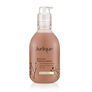 Face Wash - Jurlique Balancing Foaming Cleanser (6.7 oz) - Organic Ingredients Softly Cleanse Skin - Contains Powerful Antioxidants and Polyphenols - Can Improve Skin's Elasticity and Tone