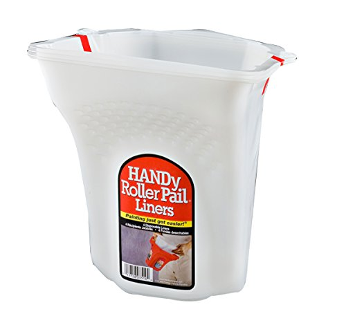 HANDy Roller Pail Single Liners- Bulk 25 pack