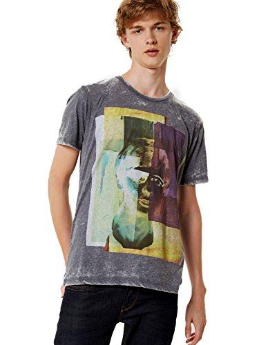 Pepe Jeans Herren T-Shirt grau Dk Grey