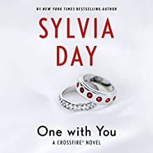 One with You: Crossfire Series, Book 5 Audiobook by Sylvia Day Narrated by Jill Redfield, Jeremy York