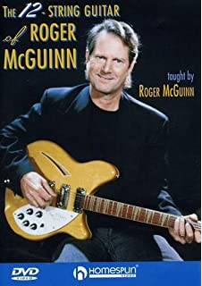 DVD-The 12-String Guitar of Roger McGuinn