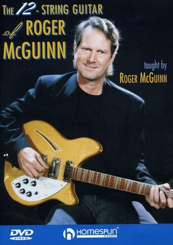 DVD-The 12-String Guitar of Roger McGuinn by Homespun