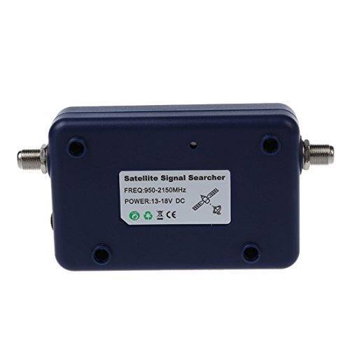 SODIAL(R)Digital LCD Satellite Signal Meter Finder Directv Dish with Compass FAT SF-95DR