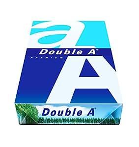 Double A Paper Papier A4500V. 80gr. Paper–White