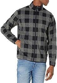 Amazon Essentials Men's Full-Zip Polar Fleece Ja