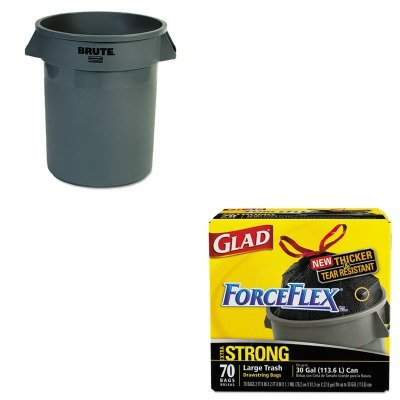 kitcox70358rcp262000gra-value-kit-glad-drawstring-forceflex-large-trash-bags-cox70358-and-rubbermaid