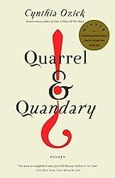 Quarrel & Quandary: Essays