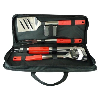 Chefmate Stainless Steel Barbecue Tool Set